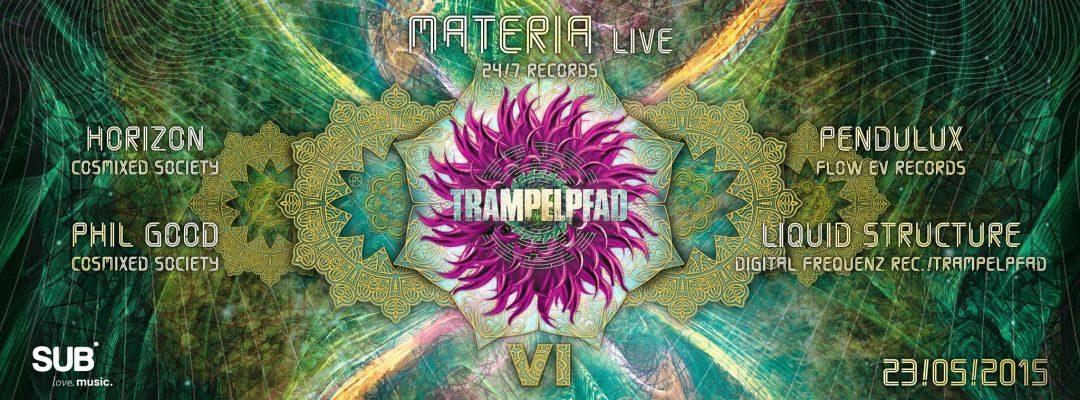 Trampelpfad VI mit MATERIA – 23.5.15