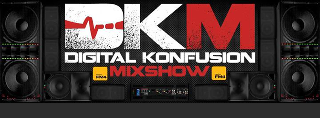 Soundvibes & Friends Special – FM4 Digital Konfusion Mixshow – 22.8.15