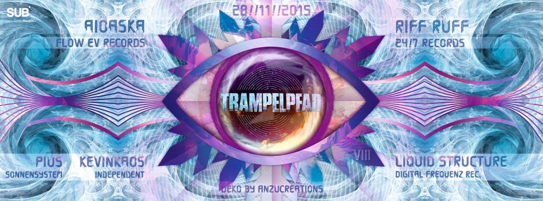 Trampelpfad VIII – 28.11.15