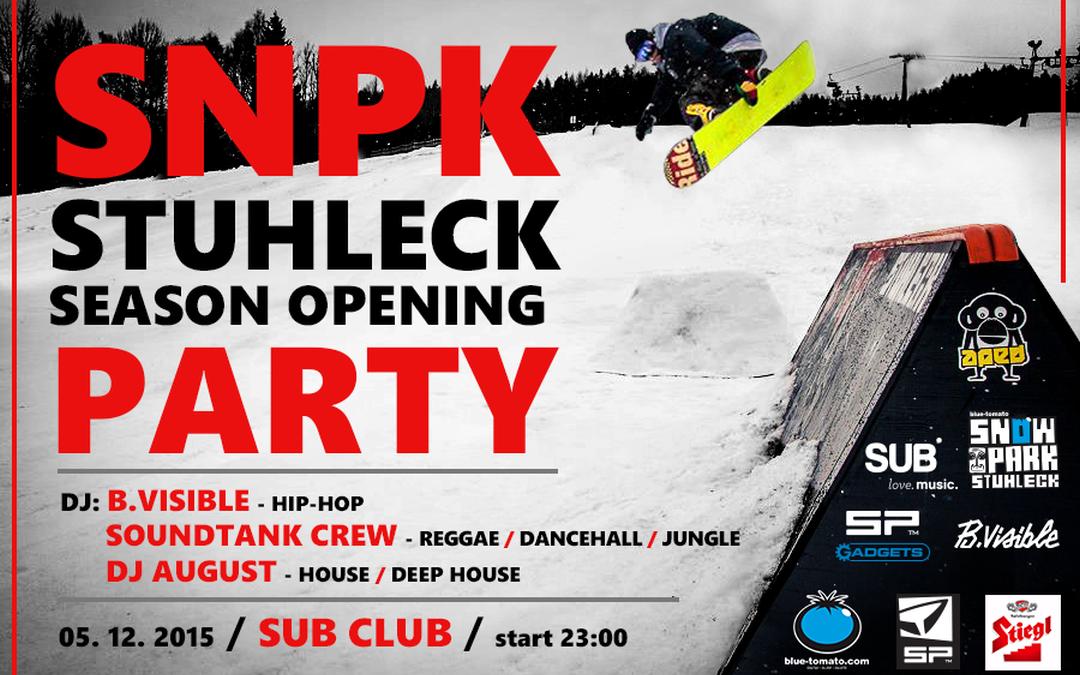 Snowpark Stuhleck Season Opening