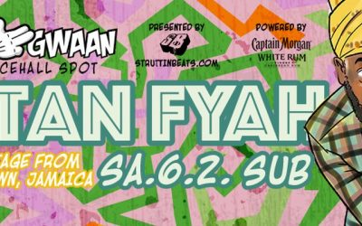Wah Gwaan Saturdays with LUTAN FYAH (JAMAICA) live – 6.2.16