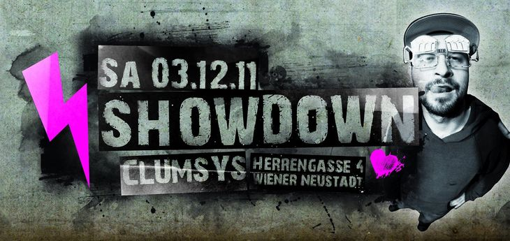 20 yrs of Clumsys – Showdown – 3.12.11