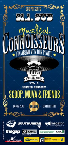 Musical.Connoisseurs Vol.3 – 31.1.13