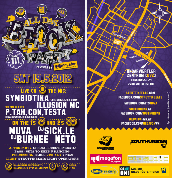 Struttinbeats-wiener-neustadt-All Day Block Party