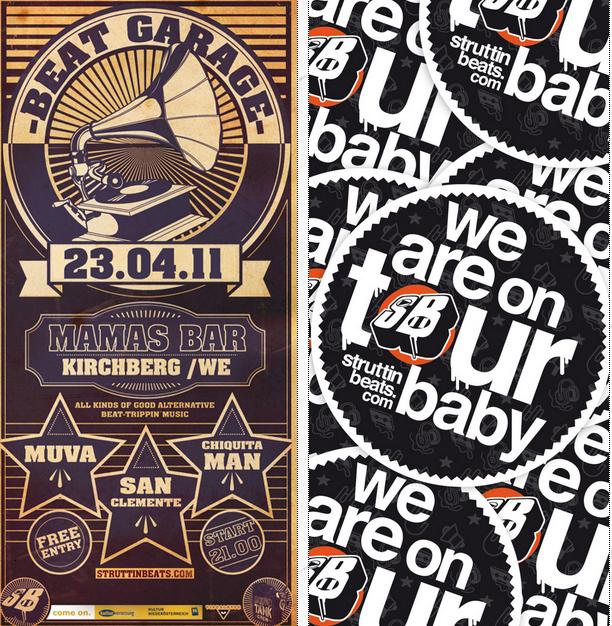 Struttinbeats-wiener-neustadt-Beat Garage at Mamas Bar