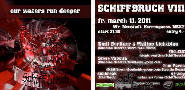 SCHIFFBRUCH 08 – Next Bar – 11.3.11