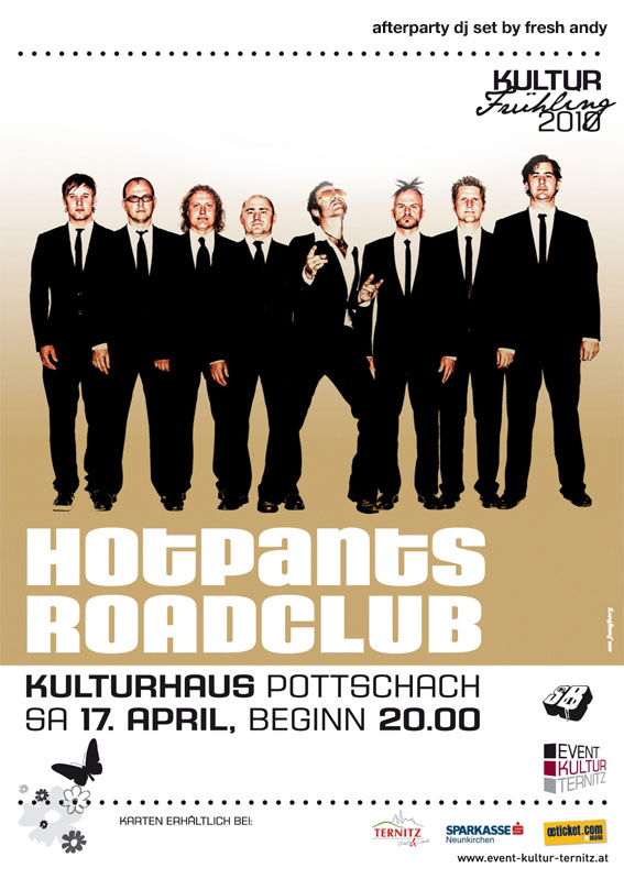 Struttinbeats-wiener-neustadt-Hotpants Roadclub
