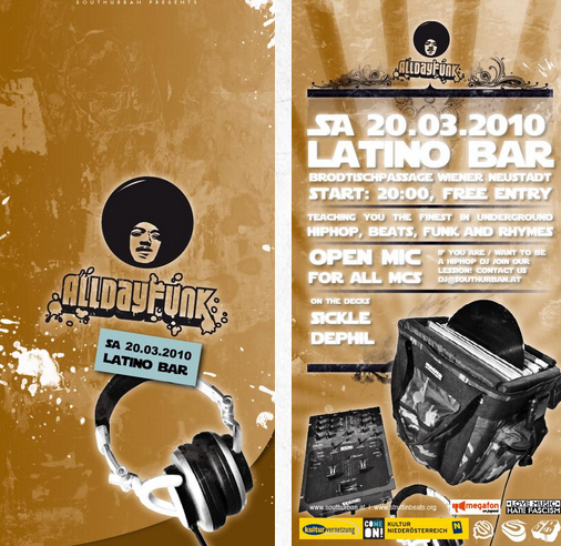 All Day Funk – 20.3.10