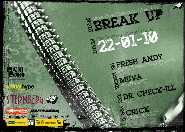 Break Up Club 3 – 22.1.10