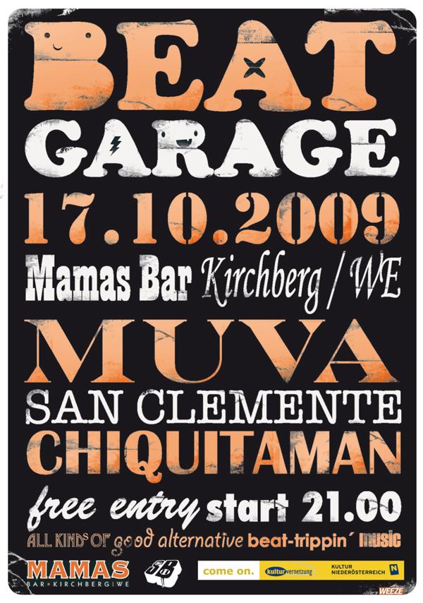 Struttinbeats-wiener-neustadt-Beat Garage @ Mamas Bar