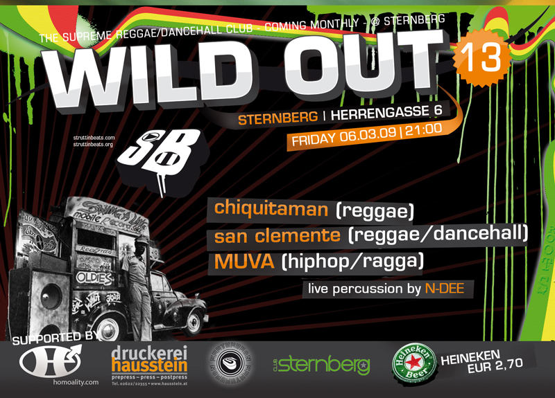 Wild Out 13 – 6.3.09