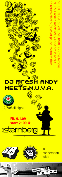 Fresh Andy vs MUVA – 9.1.09