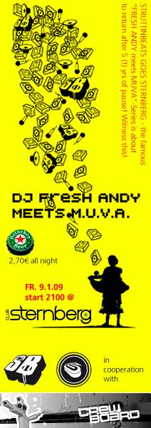 Struttinbeats-wiener-neustadt-Fresh Andy vs MUVA