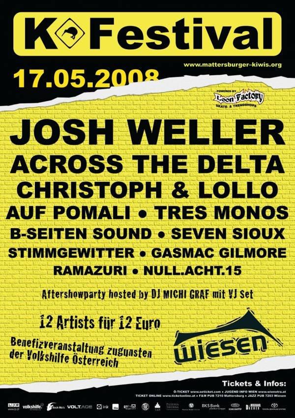 K-Festival in Wiesen – 17.5.08