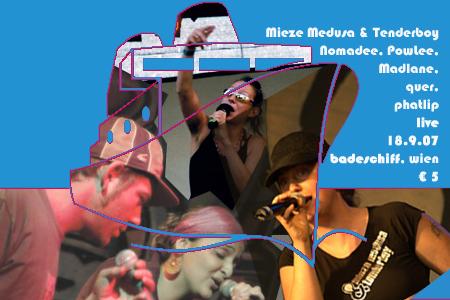 Struttinbeats-wiener-neustadt-HipHop am Badeschiff - 18.9.07