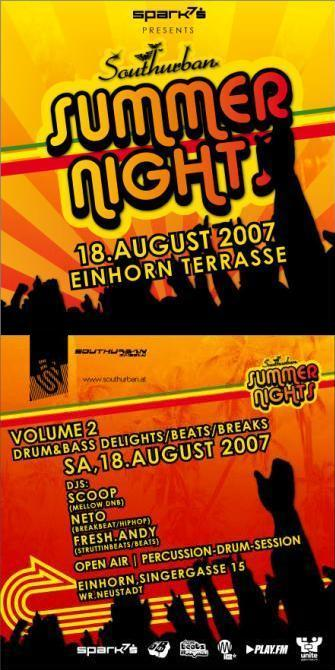 Struttinbeats-wiener-neustadt-Southurban Summer Nights 2 - 18.8.07