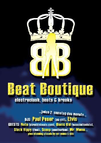 Beat Boutique @ Arena