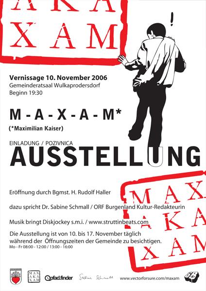 Struttinbeats-wiener-neustadt-MAXAM Austellung - Smi on Decks