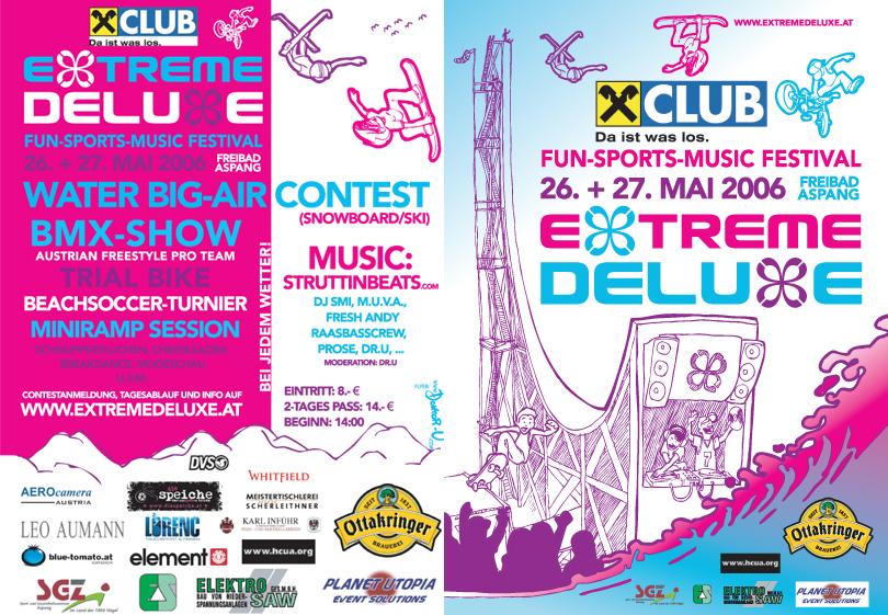 Struttinbeats-wiener-neustadt-Extreme Deluxe Festival