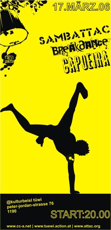 Capoeira @ TÜWI – 17.3.06