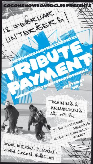 Struttinbeats-wiener-neustadt-Tribute Payment - 18.2.06