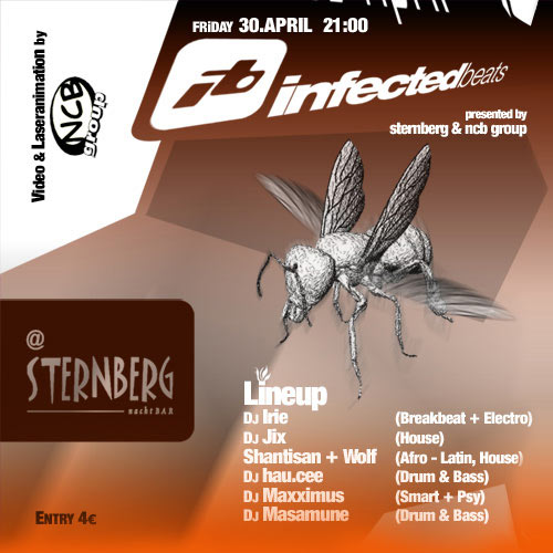 Infected Beats, 30.4.04