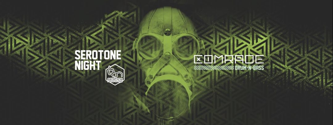 COMRADE DNB presents SEROTONE RECORDINGS