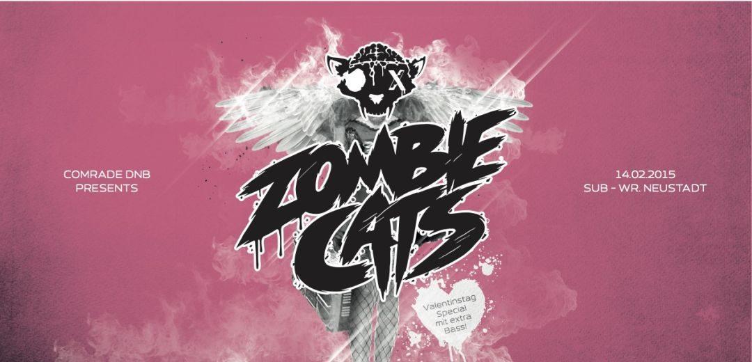 Comrade DNB presents Zombie Cats