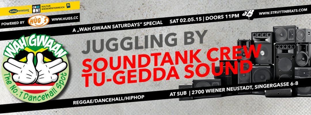 Wah Gwaan Saturdays Lowa Austria Edition