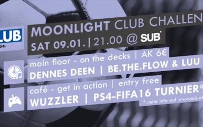 Moonlight Club Challenge 2016 – 9.1.16