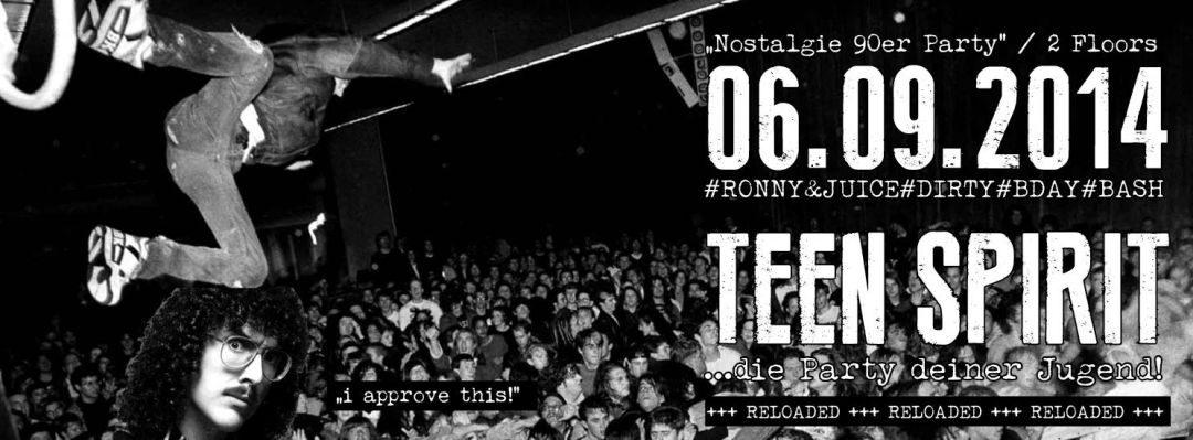 Teen Spirit Vol.2 – MILE ME DEAF live