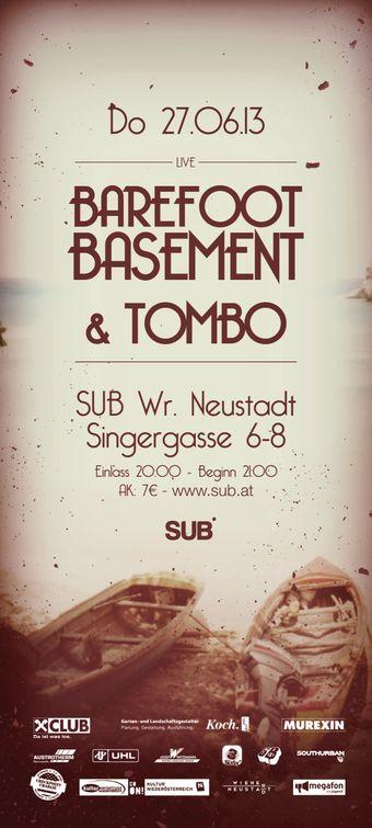 Struttinbeats-wiener-neustadt-Live im SUB: Barefoot Basement/Tombo