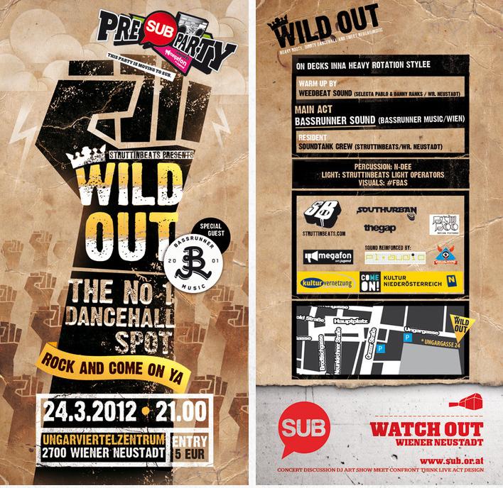 Wild Out #29 – UVZ – 24.3.12