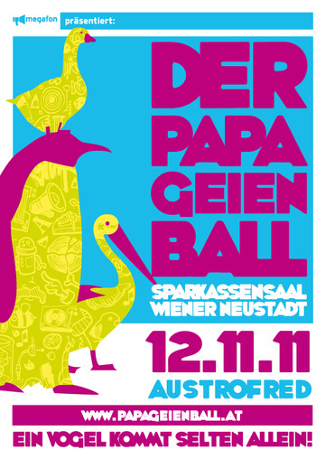 Struttinbeats-wiener-neustadt-Struttinbeats-wiener-neustadt-Struttinbeats-wiener-neustadt-Der Papageienball -