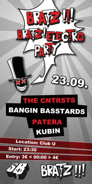 Struttinbeats-wiener-neustadt-Bratz! Electro Party