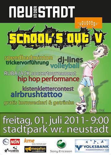 Struttinbeats-wiener-neustadt-School's Out V