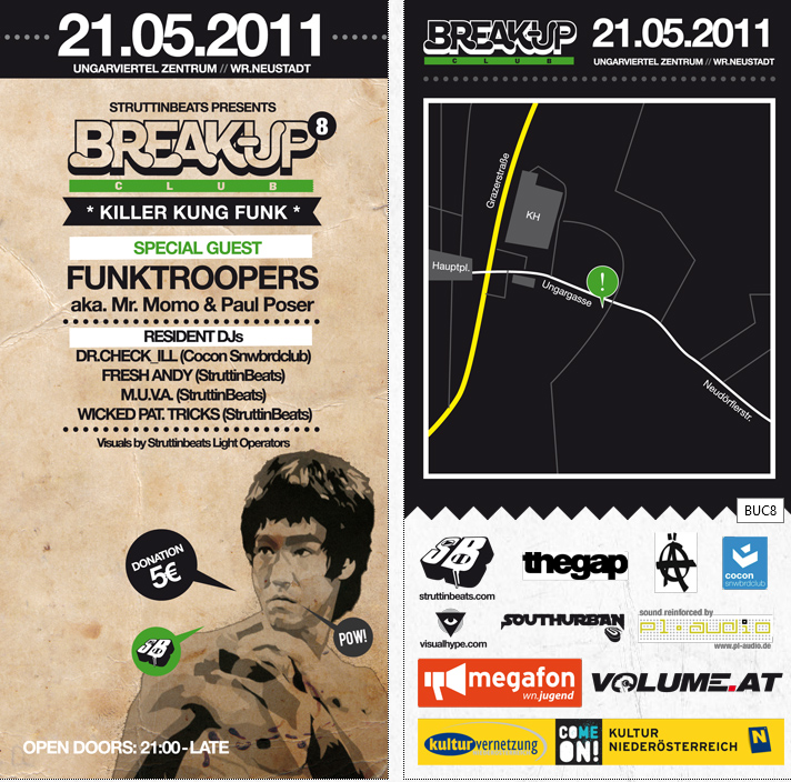 Struttinbeats-wiener-neustadt-Break Up Club 8