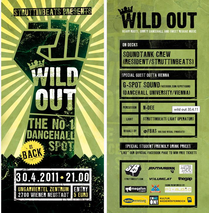 Struttinbeats-wiener-neustadt-wild-out