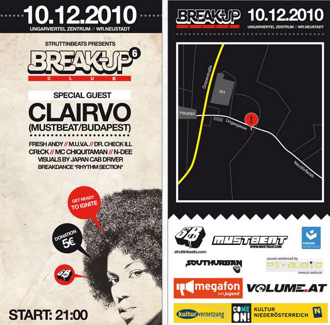Struttinbeats-wiener-neustadt-Break Up Club IV