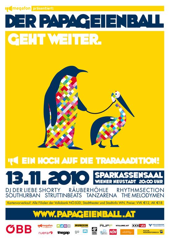 Struttinbeats-wiener-neustadt-Der Papageienball - 13.11.10