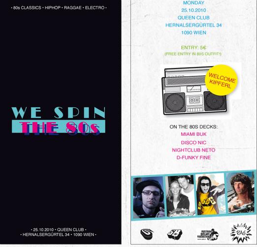 Struttinbeats-wiener-neustadt-We spin the 80s