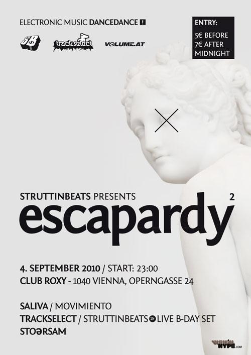 Struttinbeats-wiener-neustadt-Escapardy