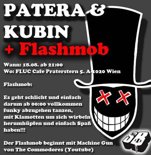 Struttinbeats-wiener-neustadt-Patera & Kubin Flashmob