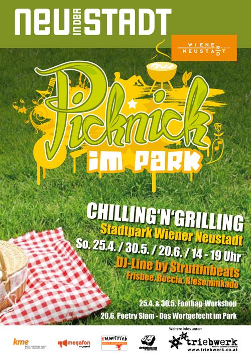 Struttinbeats-wiener-neustadt-Picknick im Park