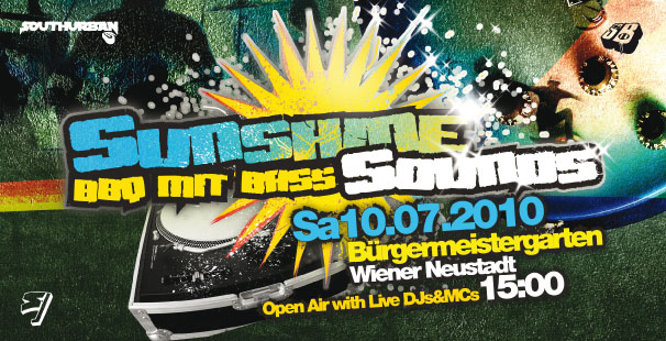 Struttinbeats-wiener-neustadt-Sunshine Sounds