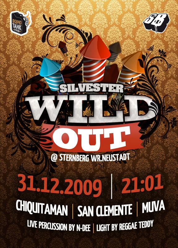 Struttinbeats-wiener-neustadt-Silvester Wild Out