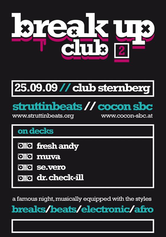 Struttinbeats-wiener-neustadt-Break Up Club 2