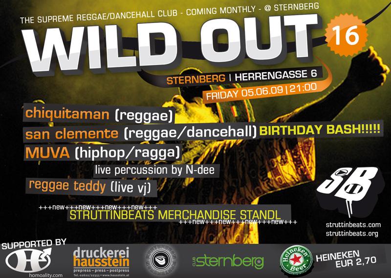 Struttinbeats-wiener-neustadt-Wild Out 16