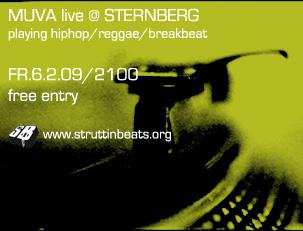 MUVA @ Sternberg, 6.2.09