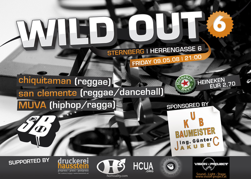 Wild Out 6 – 9.5.08